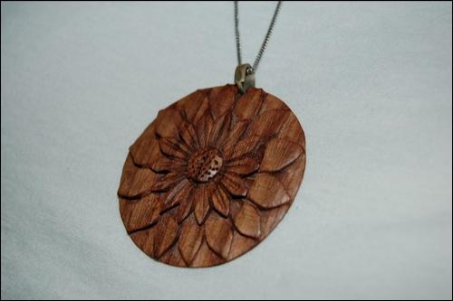 Jorjas Flower Pendant