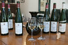 Wine tasting at Selbach-Oster, Mosel