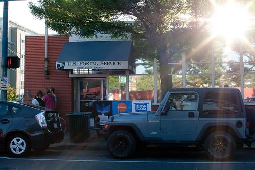 US Post Office Seattle Broadway