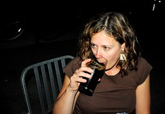 August 2010 Misc IV 029 (Martini Mike / House of D'Arco) Tags: people woman usa newmexico beer girl lady female bar photography us photo nikon photographer albuquerque places photograph brewery nm alibi dcf dukecityfix darco marblebrewery martinimike august2010misciv
