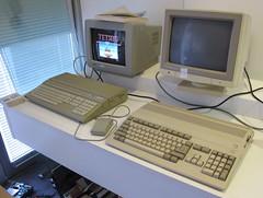 Atari ST vs Commodore Amiga