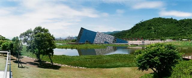 2010.07.28 宜蘭 / 蘭陽博物館