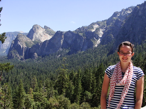 Me at Yosemite National Park