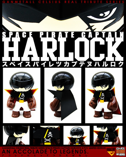 Rotobox Harlock Custom Celsius