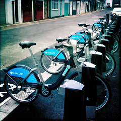 Boris Bikes Chilworth Muse