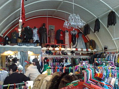 Mr Bens Vintage Shop King Street Glasgow