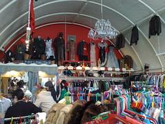 Mr Bens Vintage Shop King Street Glasgow