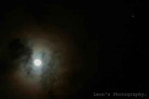 Moon on 27.8.10