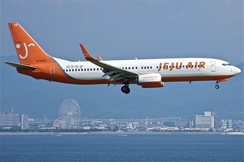 B737 Jeju Air
