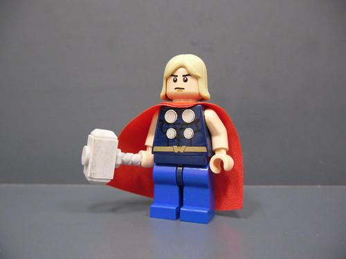 Classic Thor custom minifig