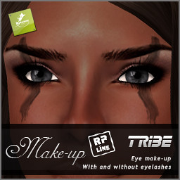 Make-up add-on TRIBE black (VIP Group gift!)