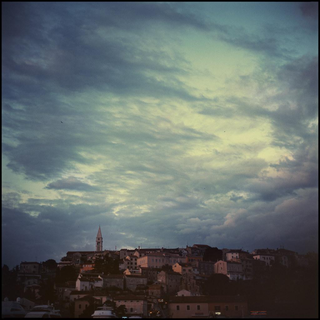 Vrsar | Vanilla sky