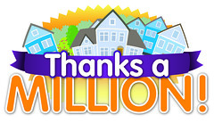 Quicken Loans Thanks A Million for closing a million loans. We're paying off a mortgage early