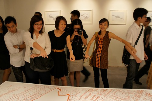 "Debbie Ding's ""The Singapore River as a Psychogeographical Faultline"""