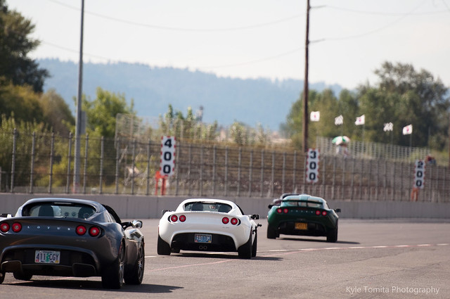 Lotus Track day at PIR 006