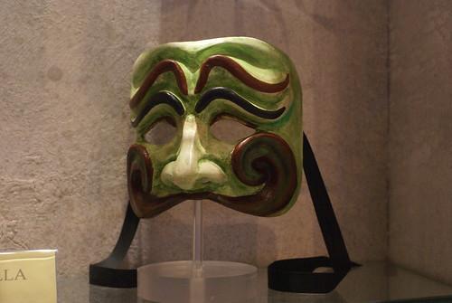 Mask of Brighella