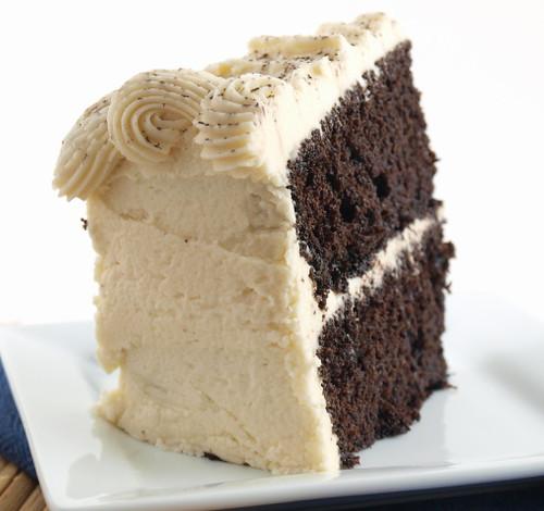 Chocolate Orange Stout Cake