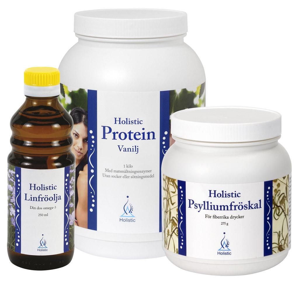 holistic protein jordgubb