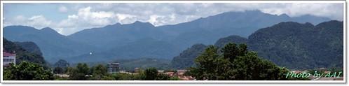 Titiwangsa Mountain Range | RM.