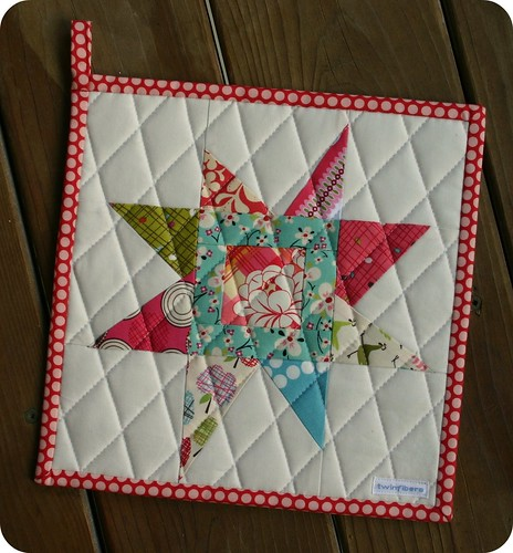 Star potholder