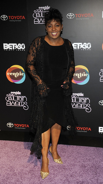 2nd Annual Soul Train Awards - Arrivals