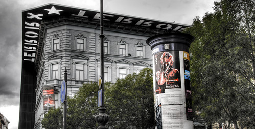 Museum of terror. Budapest. Museo del terror