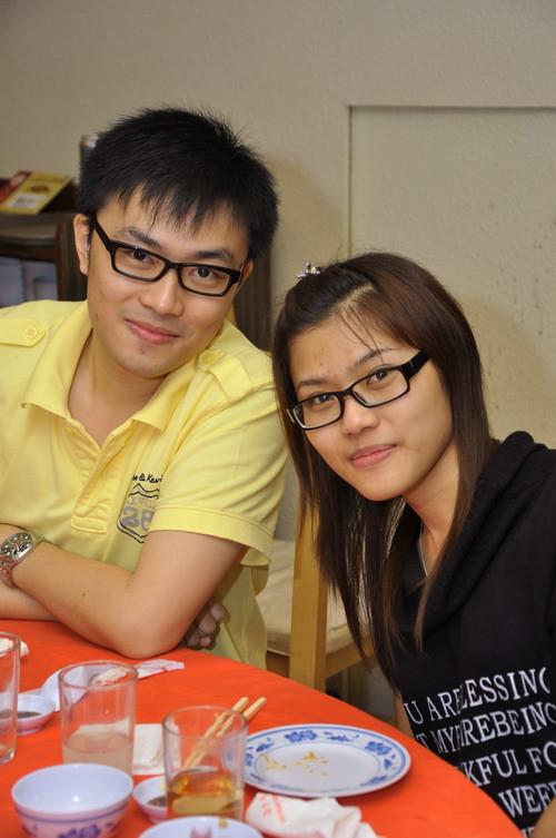 Hong Yen and Gigi
