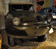 Škoda MOŽ-2 typ 972 (1951) (The Adventurous Eye) Tags: militaryvehicles škoda mož2 lešanymilitarymuseum škodamož2