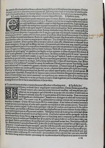 Annotation in Pius II: Epistolae familiares