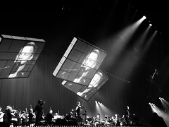 Symphonica in Rosso 2010 Presents: Sting 6 (DeFotoGek) Tags: fiction red holland classic netherlands plane concert live sting arnhem royal joe presents orchestra classical rosso 2010 sumner gelredome symphonica philamonica