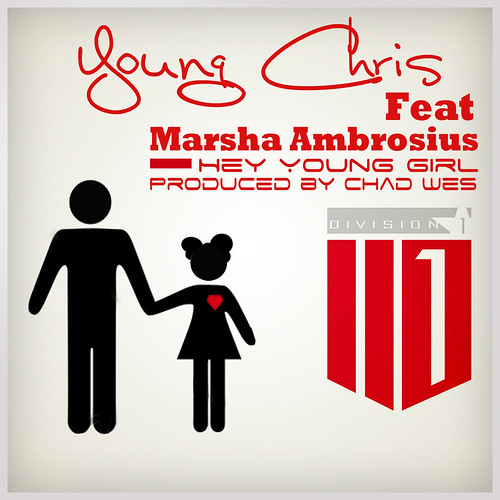 Hey Young Girl Artwork Revised