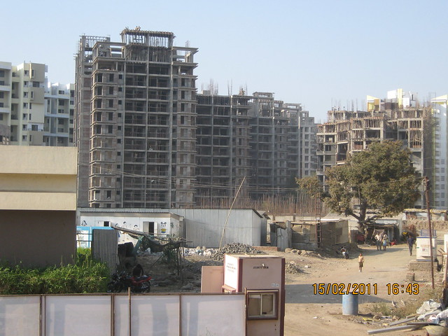 Dynasty 2 BHK 3 BHK Flats in Kaspate Wasti Wakad Pune