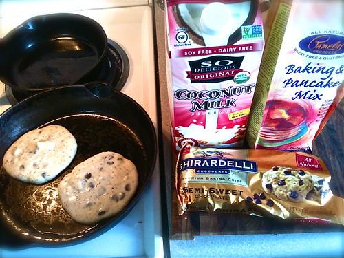 gf treat pancakes