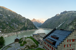 Grimsel Nollen: Morning mood (1/4)