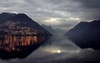 First reflections.. (Alex Switzerland) Tags: lugano switzerland reflections cloud outside outdoor landscae landscape city light ceresio luganese schweiz canon eos 6d atmosphere weather
