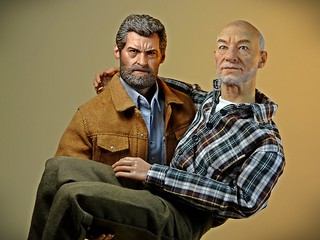Movies & Toys – Logan – Custom – 1/6 Logan & Charles – They Need Our Help