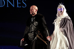 13th Lord Commander & Night Queen cosplayer (Gage Skidmore) Tags: 13th lord commander nights watch night queen cosplay cosplayer con thrones game hbo 2017 gaylord opryland resort convention center nashville tennessee