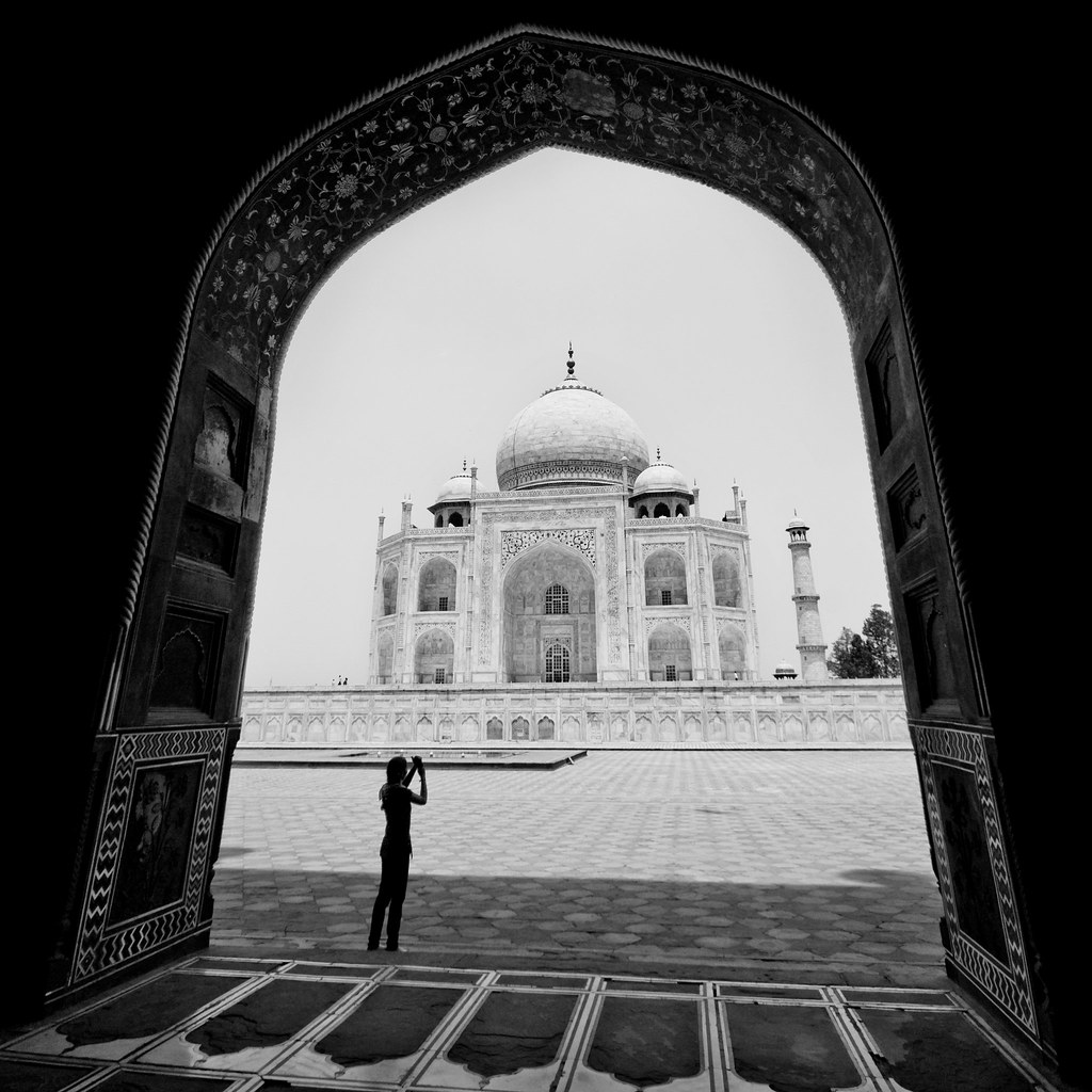 Taj Mahal | Within The Frame