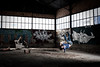 Elbow stand (Ysalis.net) Tags: urban abandoned 35mm grafitti grafiti bordeaux abandon urbanexploration 5d hiphop hip hop 2010 niel urbex abandonné caserne grafs bastide grafitis grafittis urbanurbex