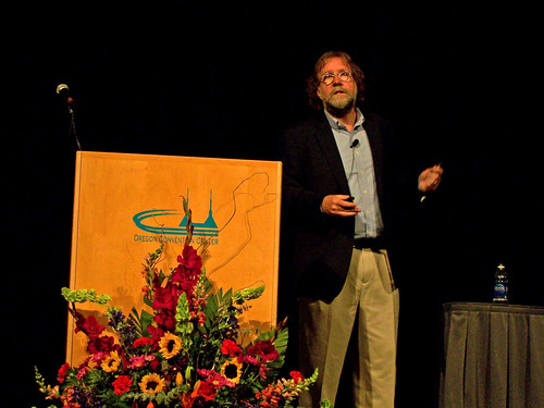 Evolution 2010: Sean Carroll