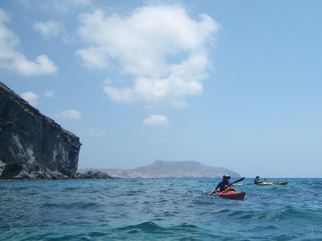 Cabo de Gata en kayak 165