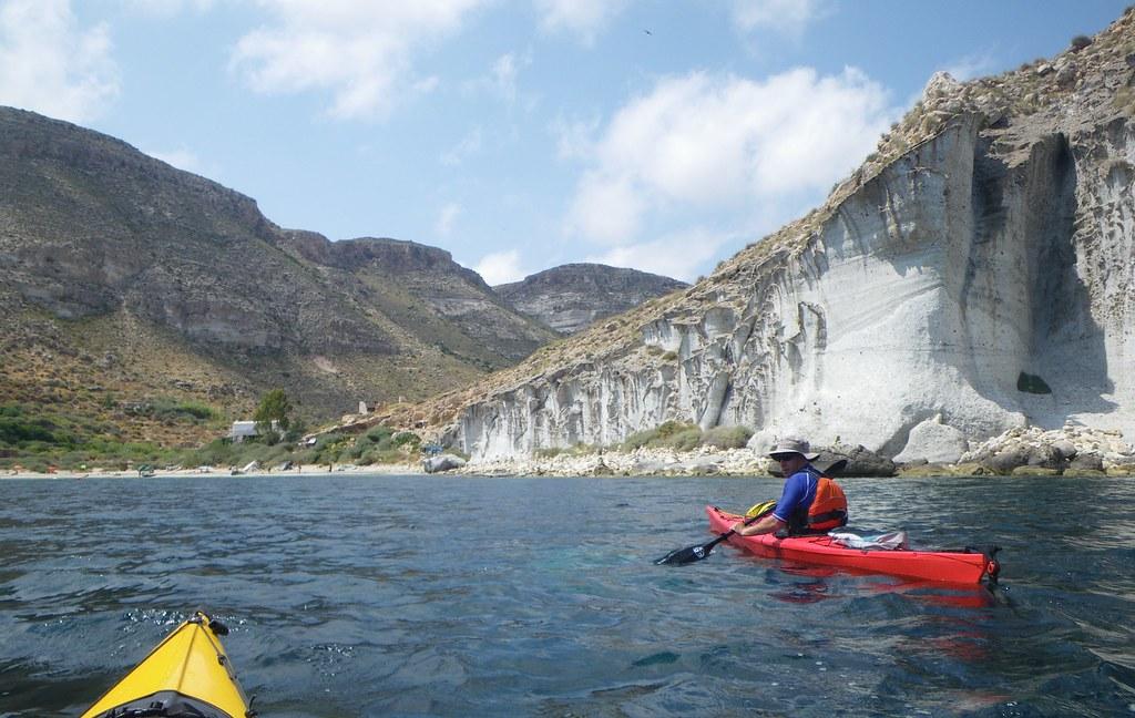 Cabo de Gata en kayak 184