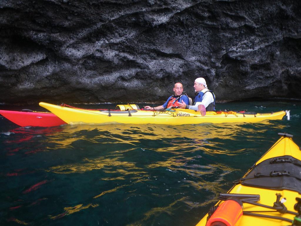 Cabo de Gata en kayak 238