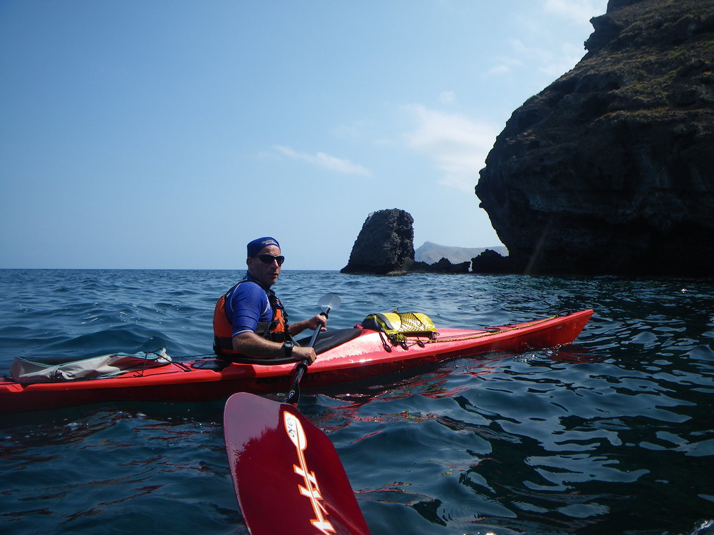 Cabo de Gata en kayak 245
