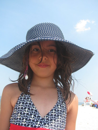 Eden With Sun Hat