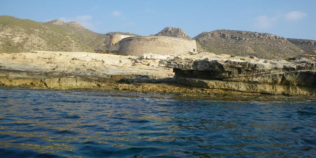 Cabo de Gata en kayak 316