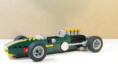 Lotus 49 Formula 1 Racer 1968