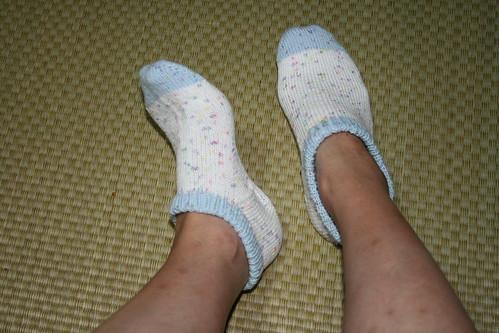 Sneaker socks 2010-#14(タイプB)