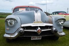 1952 Pontiac Chieftan (Jeff Smith) Tags: car photoblog pontiac amherst cumberland