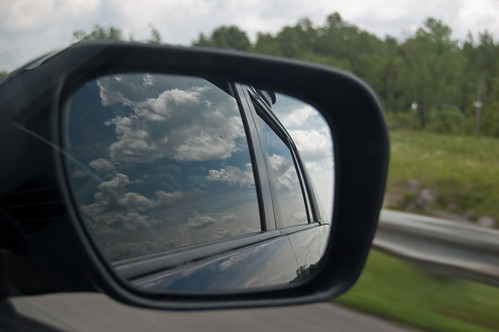 Passenger side clouds